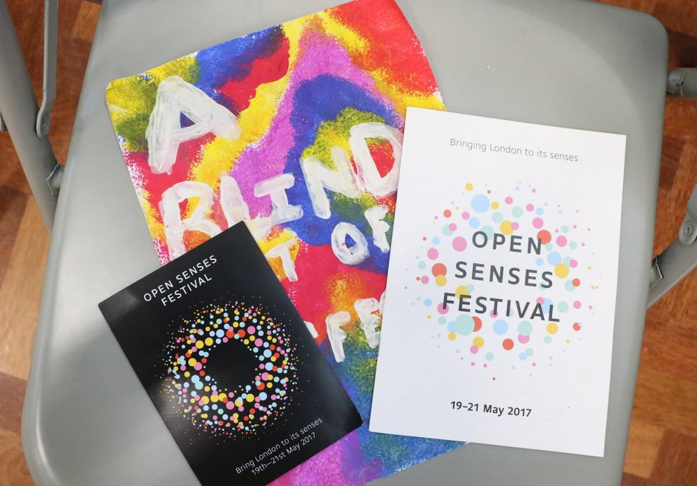 Open Senses flyers and A Blind Bit of Difference Book.jpg