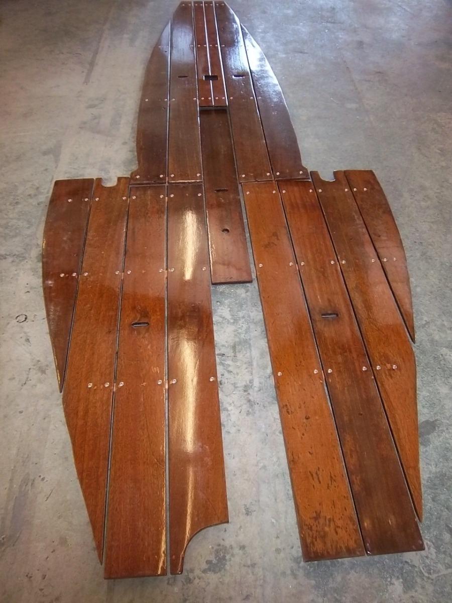 15010 040 rhodes 19 1959 1980 floorboard set repair refinish
