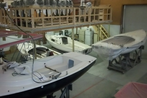 BOAT REPAIRS - Winter 2018