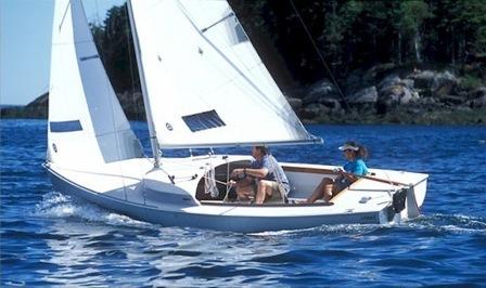 Rhodes 19 Centerboard Sailboat — Stuart Marine Corp