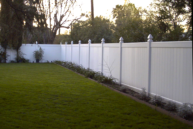 Vinyl Fences Provide Strength, Easy Maintenance, And Many Options For  Customization In Color And Design.