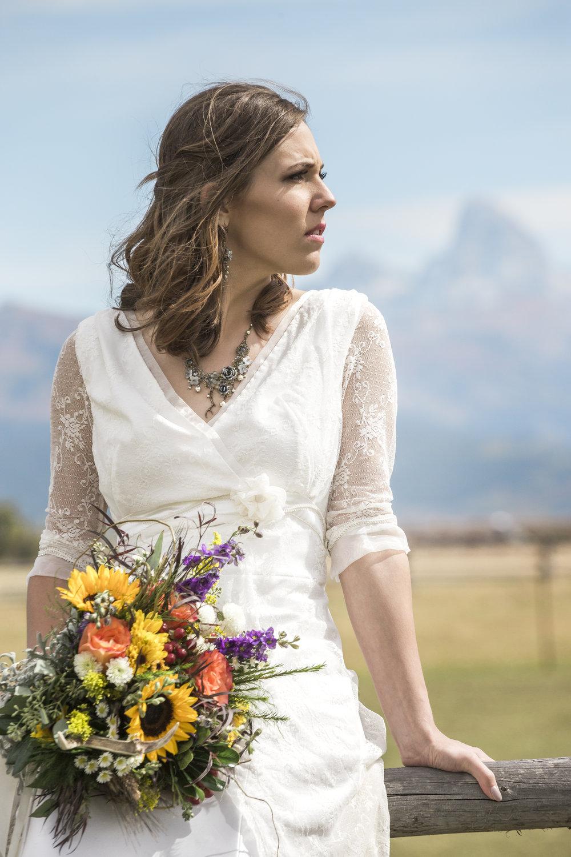 bride, Idaho