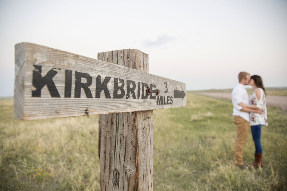 Kirkbride Ranch Engagement