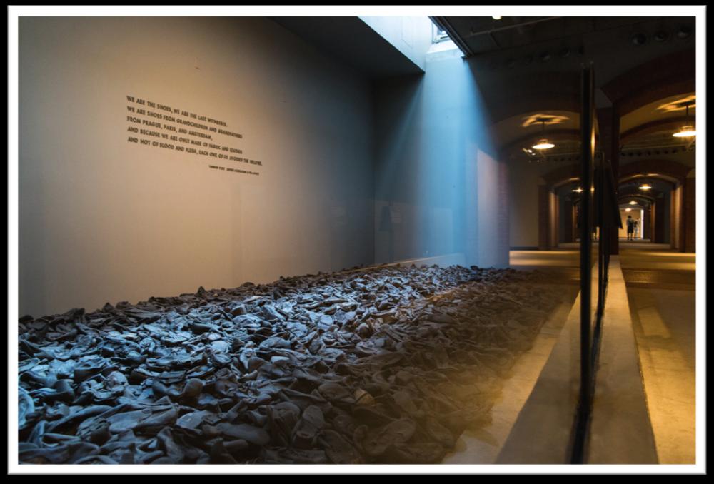 US Holocaust Memorial Museum in Washington D.C.