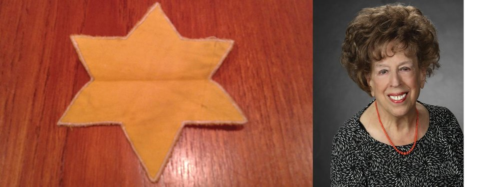 "Dr. Zsuzsanna Ozsvath's ""My Yellow Star"""