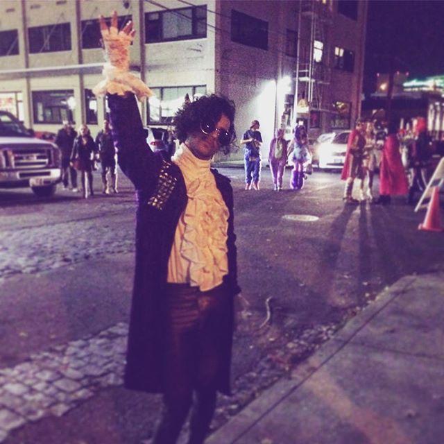 and Prince #micdrop