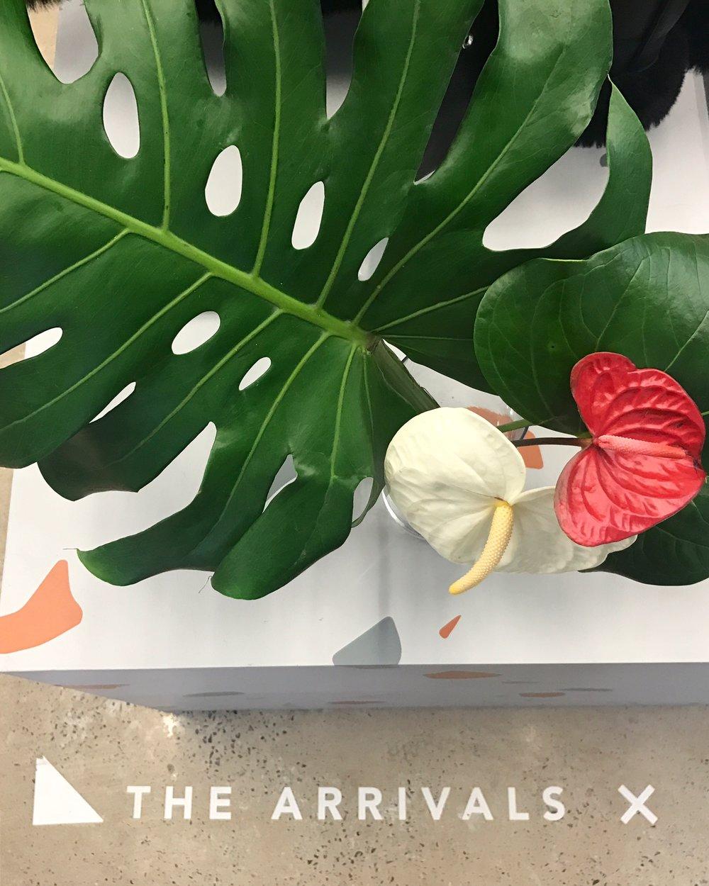The Arrivals Florals