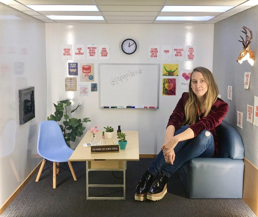 Facebook NY Tiny Office