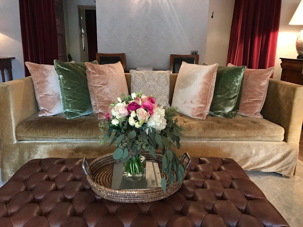 Engagement Florals, Soho House NY 2016