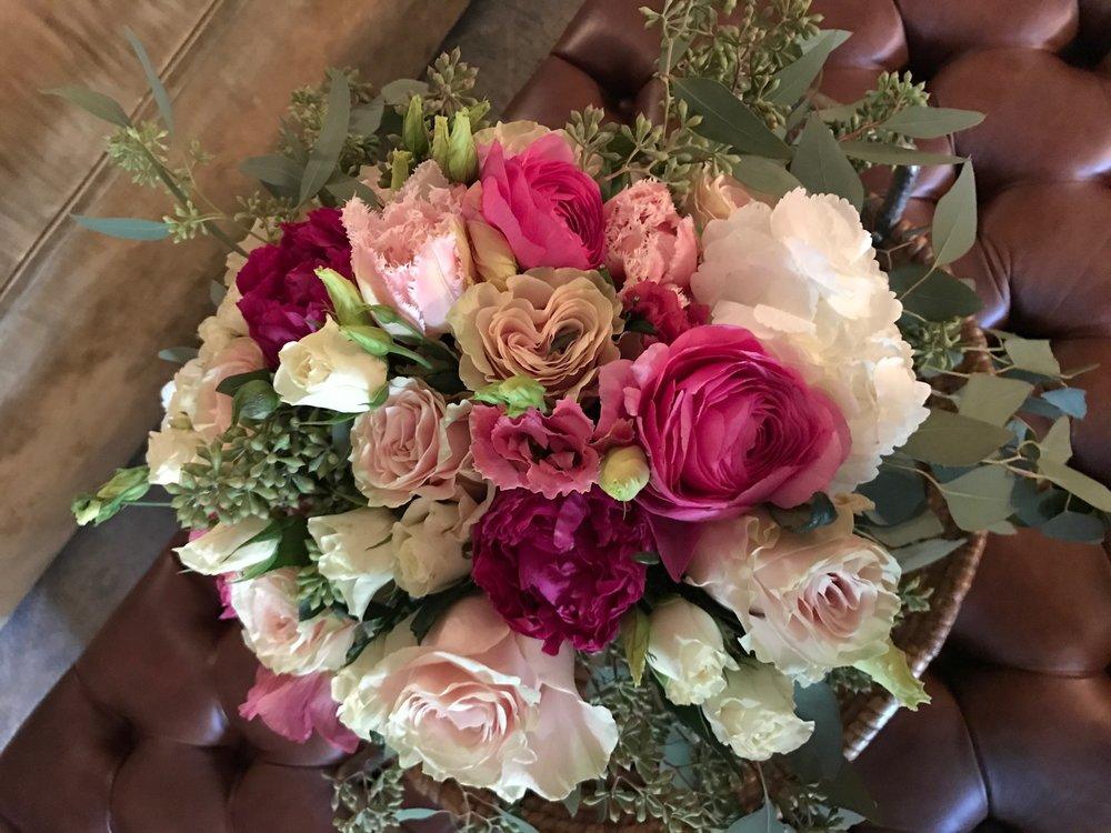 Soho House Engagement Florals