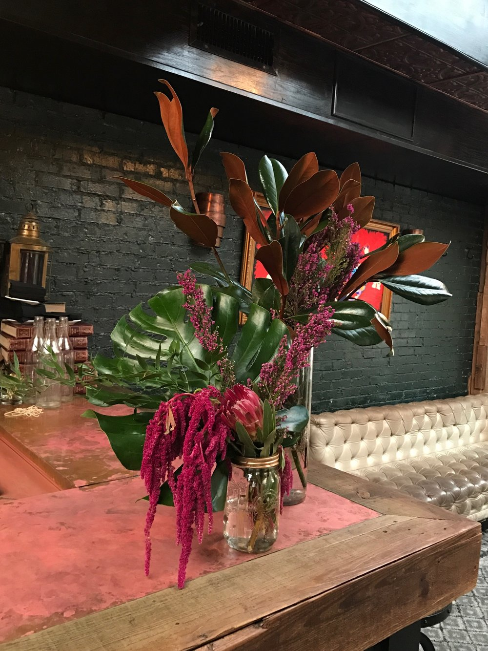 The Garret West Florals