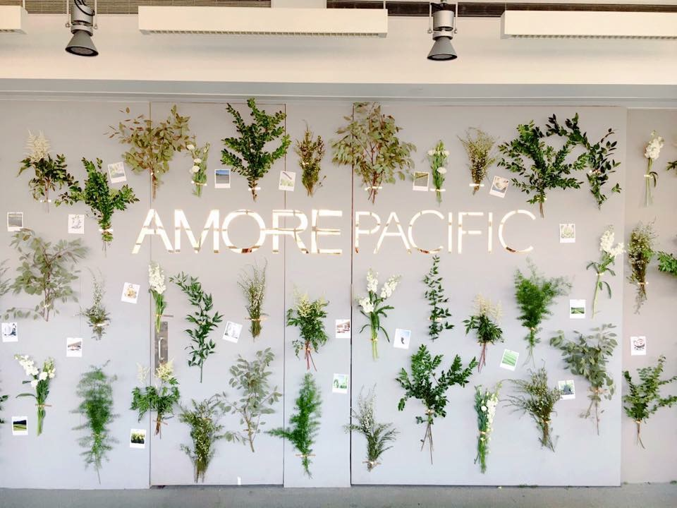 AMOREPACIFIC Wall