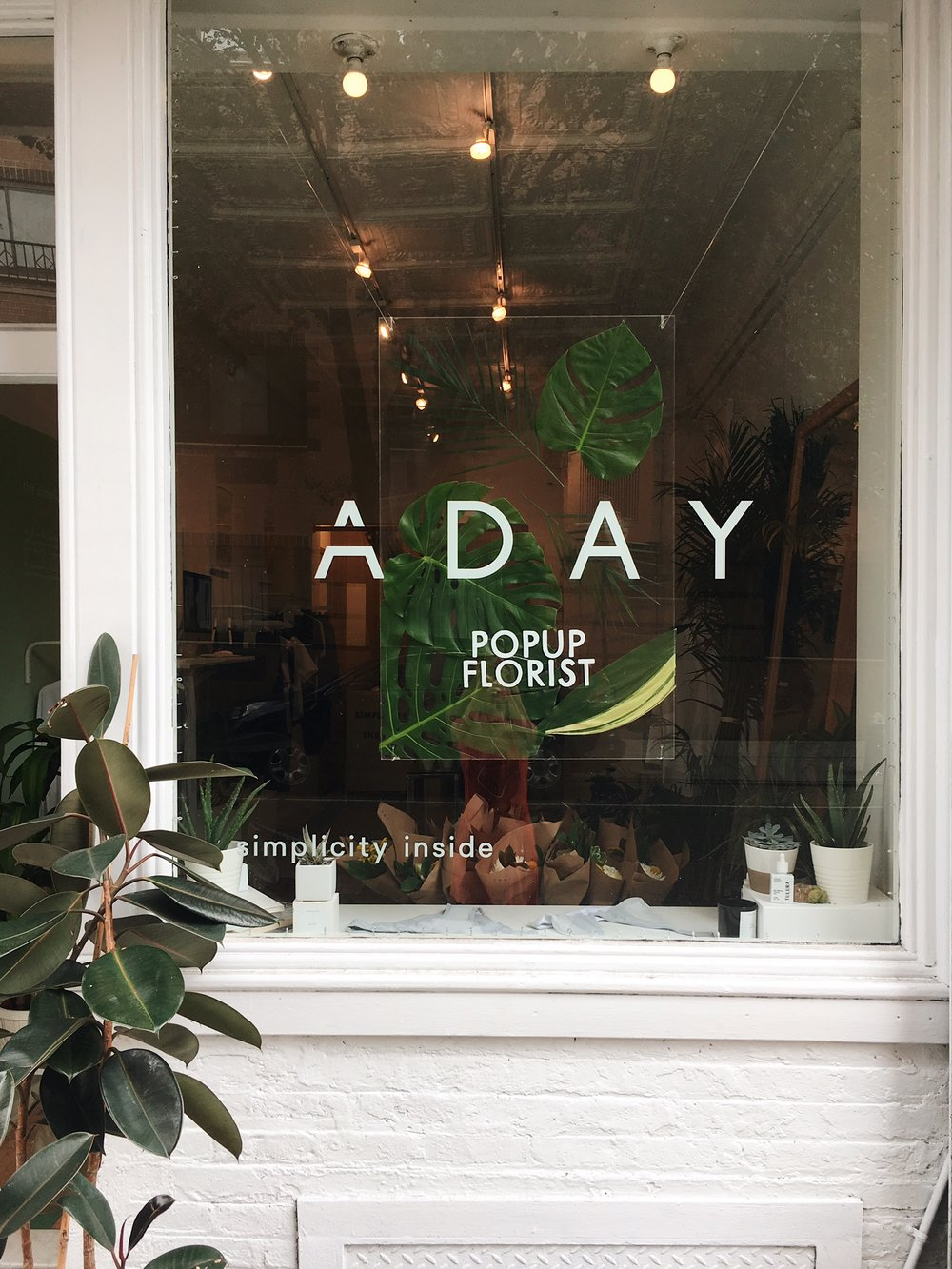 ADAY Shop Takeover