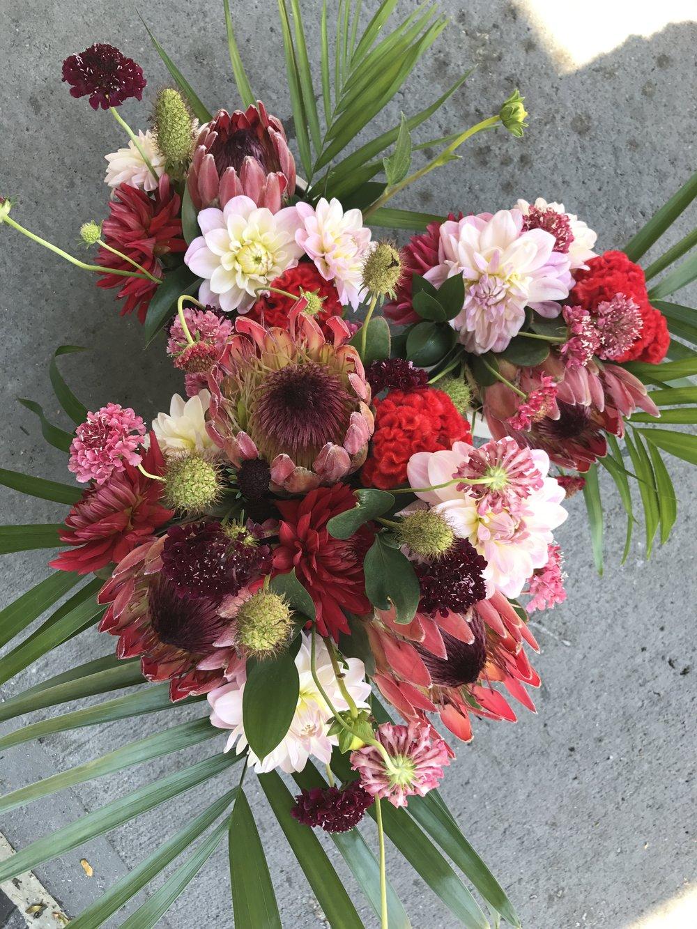 Belle Bar Organics Florals