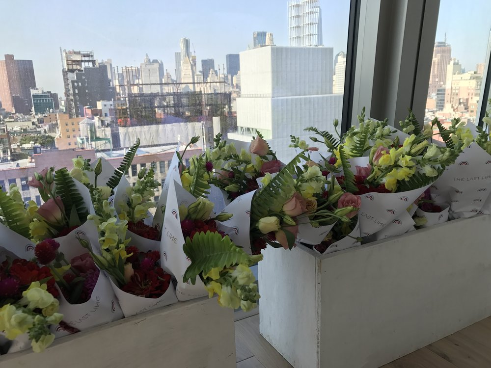 The Last Line Bouquets