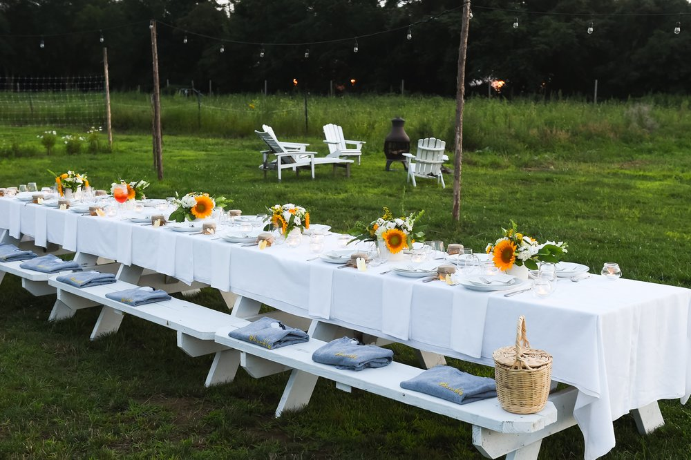 Bumble Dinner at Bhumi Farms