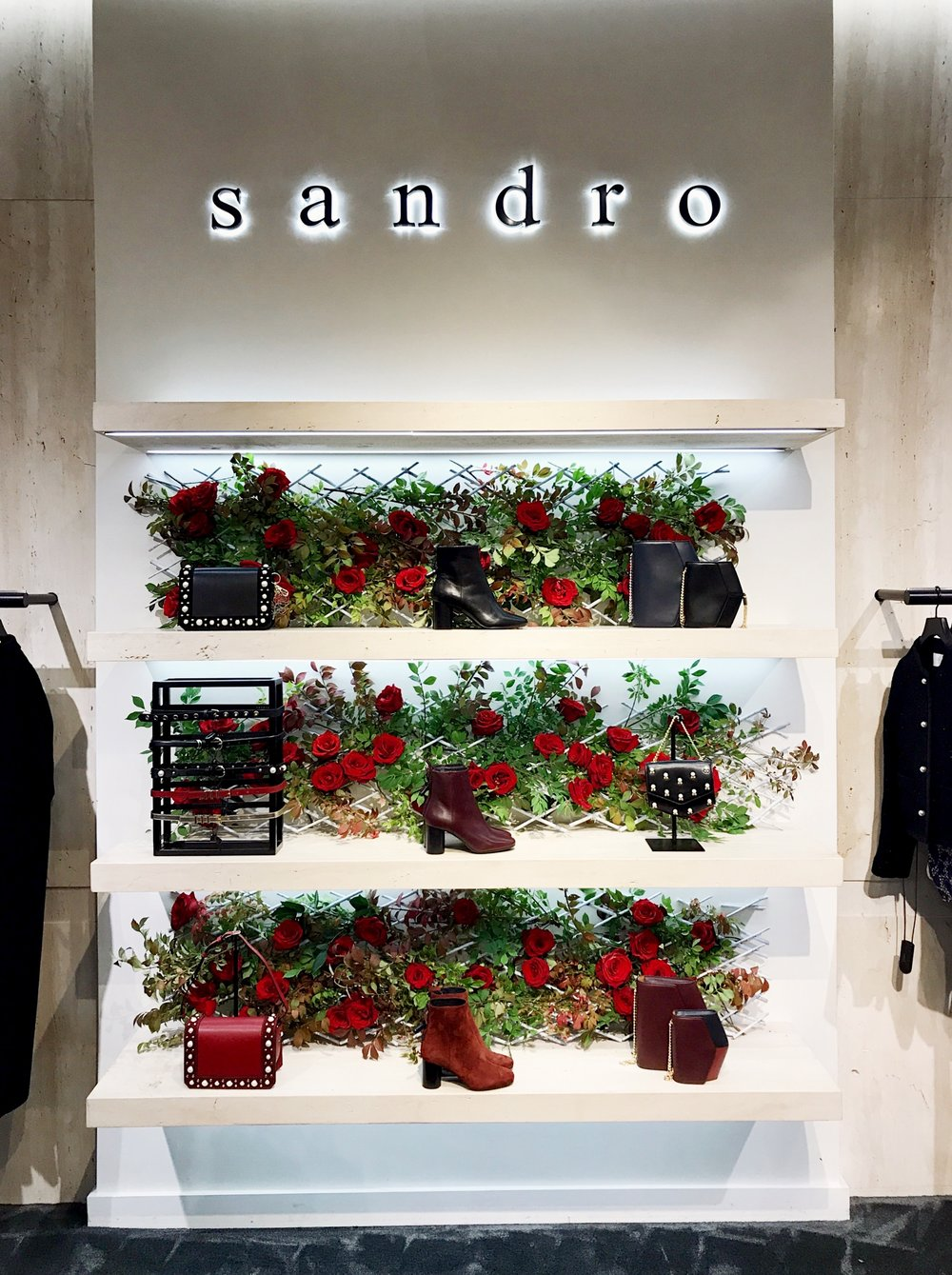 Sandro Bloomingdales Event