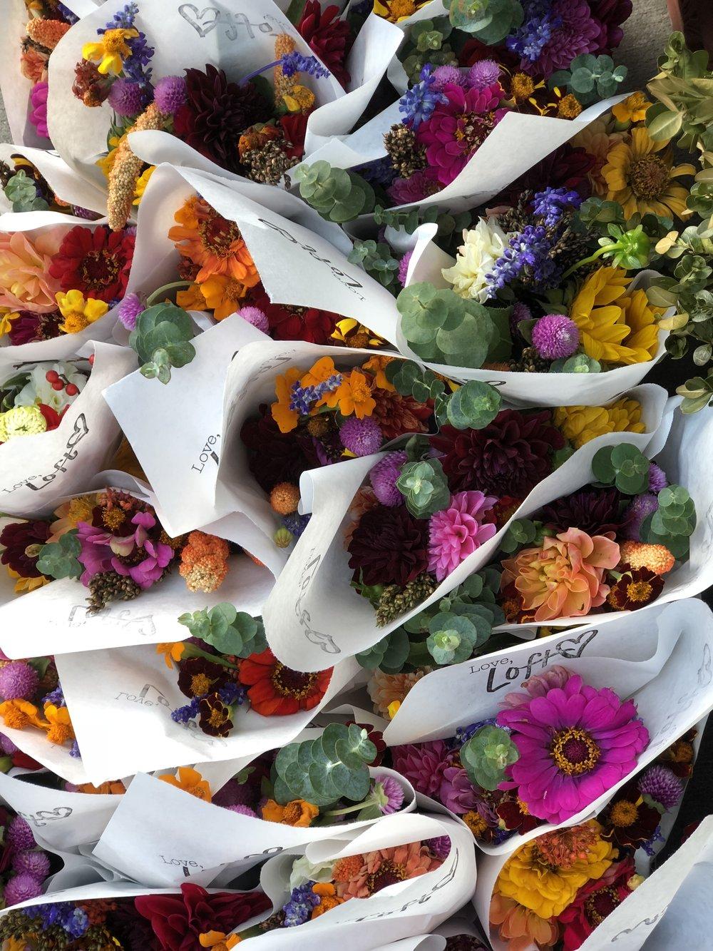 Loft Bouquets