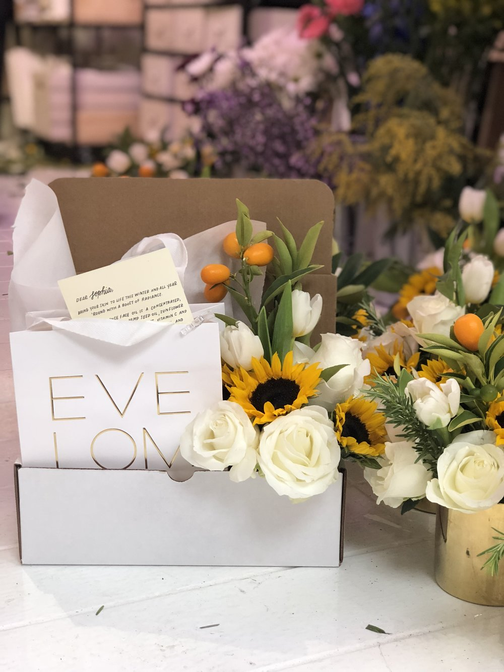 Eve Lom Gifting