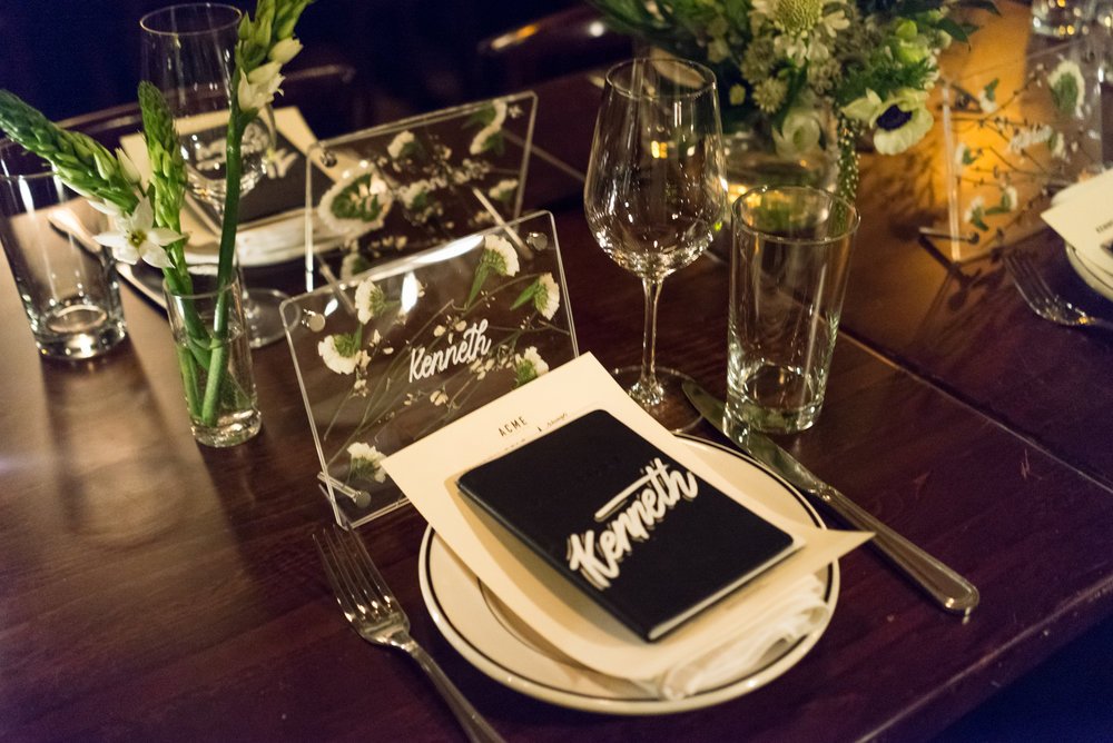 Kenneth Cole x Interview Mag Dinner