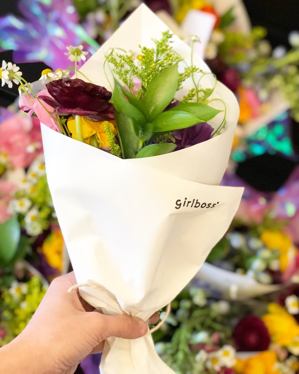 Girlboss Bouquet