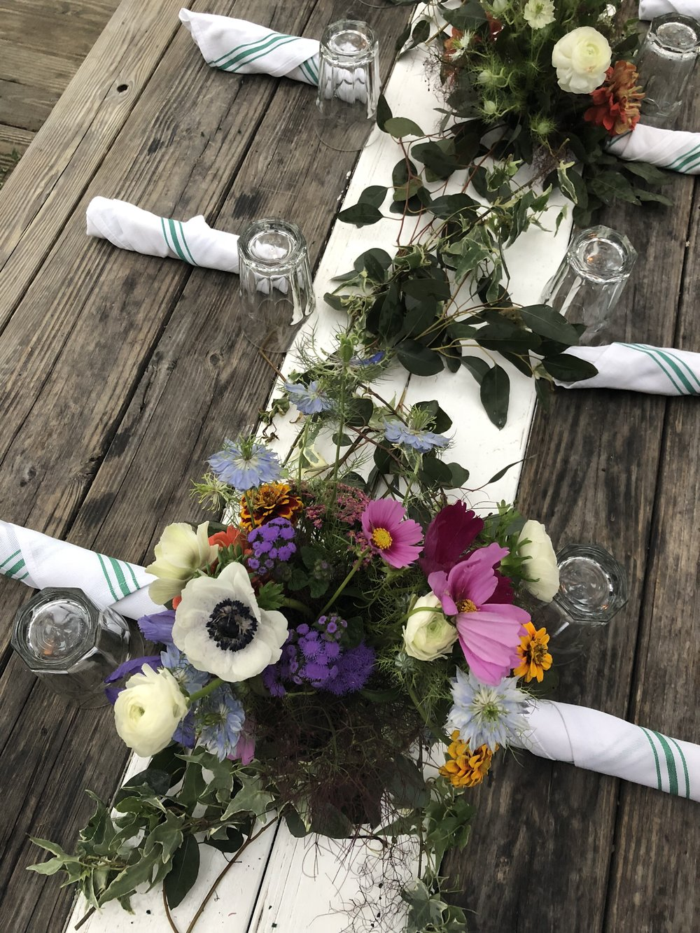 Swedish midsummer at the Surf Lodge