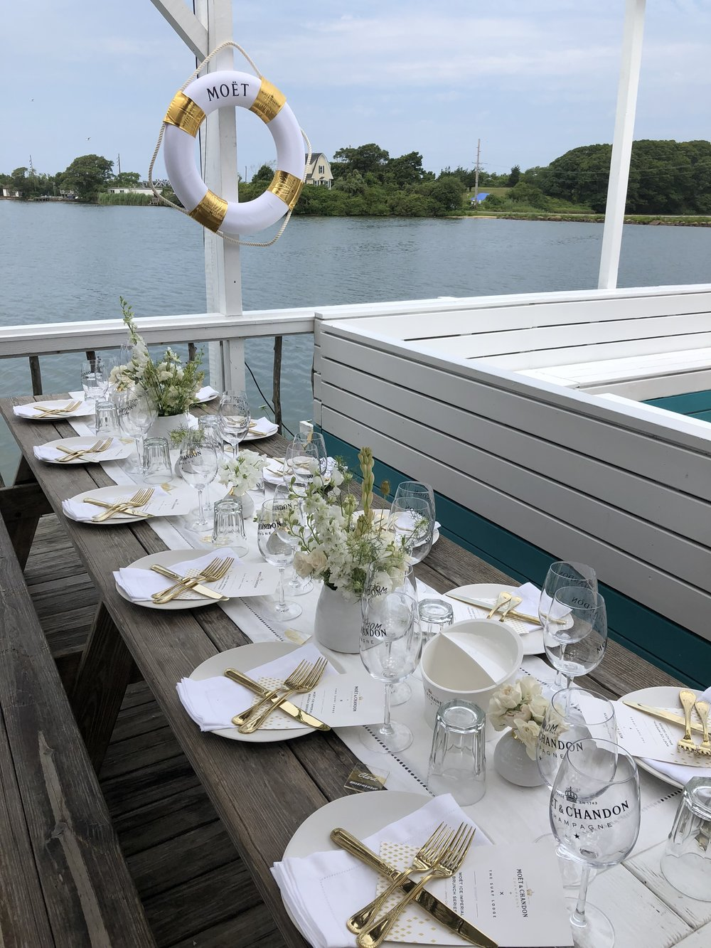 Moet Brunch Series, The Surf Lodge 2018