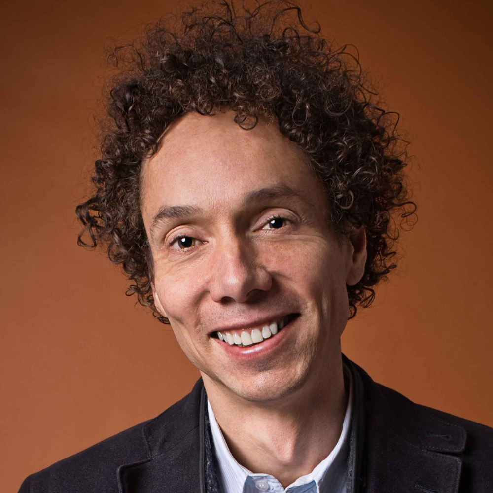 Malcolm Gladwell on being Malcolm Gladwell.