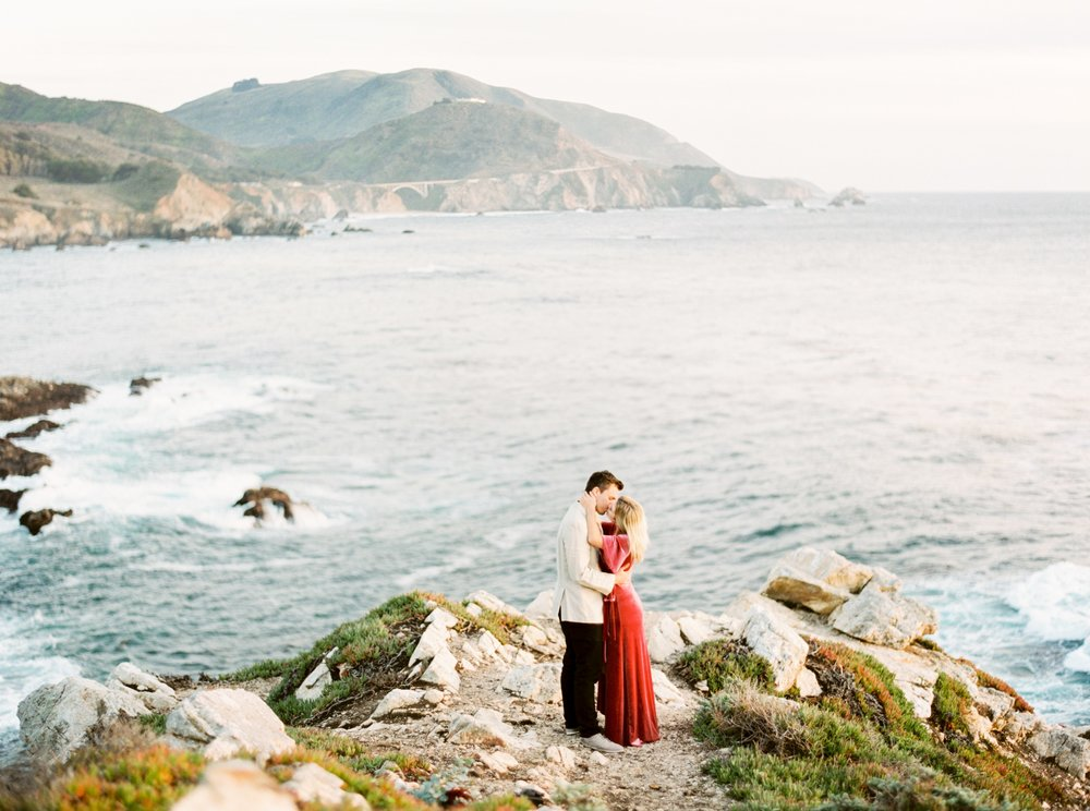 California Fine Art film Wedding Photography, Big Sur Engagement Photography, Big Sur Wedding photographers, Big Sur California photographers, carmel wedding photographers