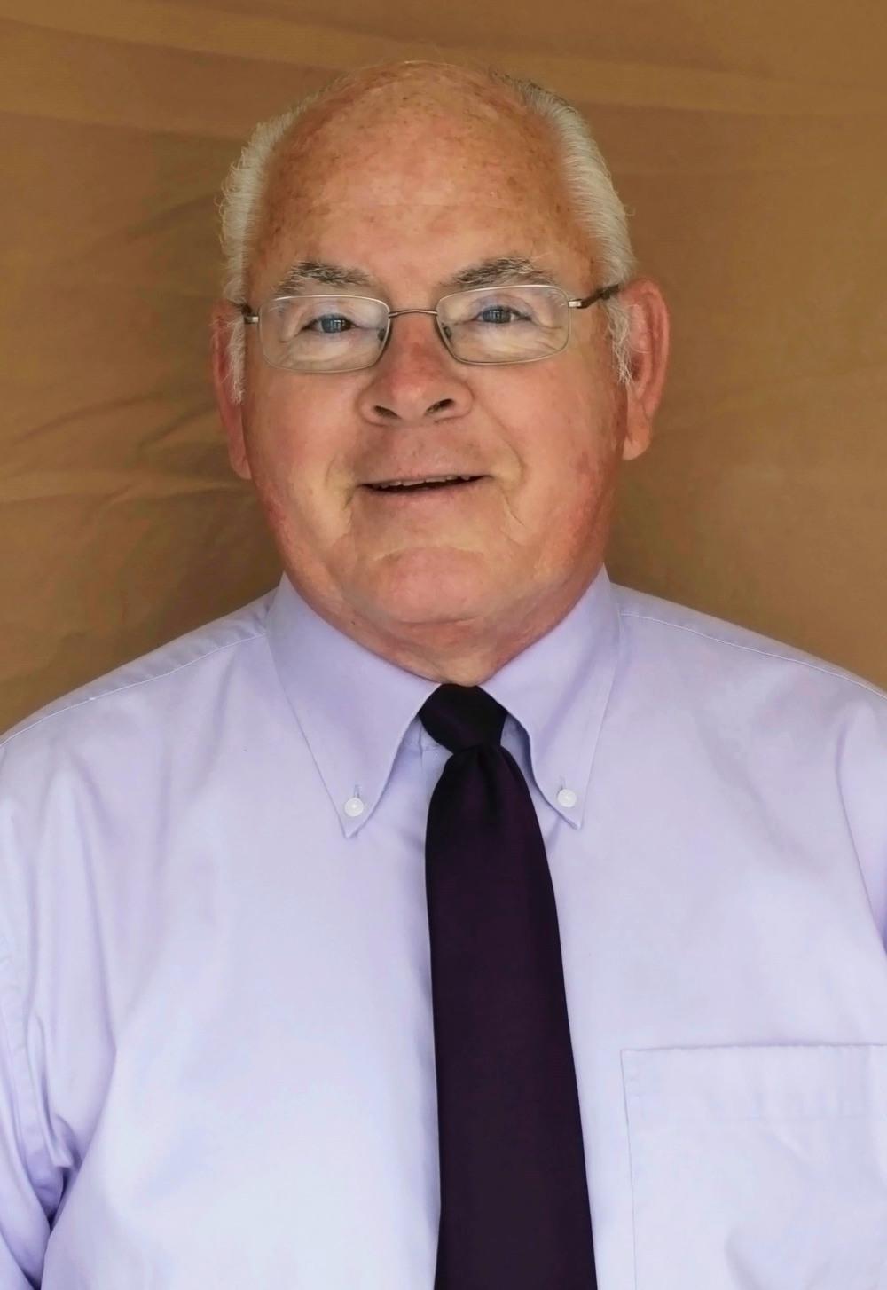 Rev. Paul Martin, M. Div.