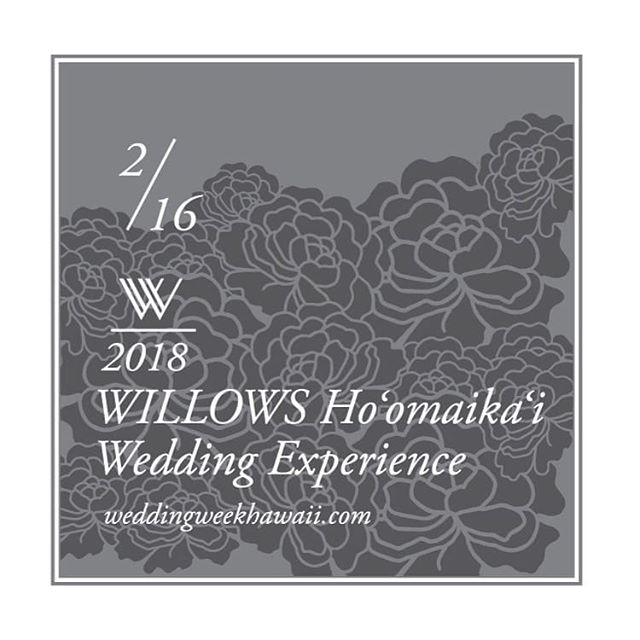 #weddingweekhawaii #WWH2018