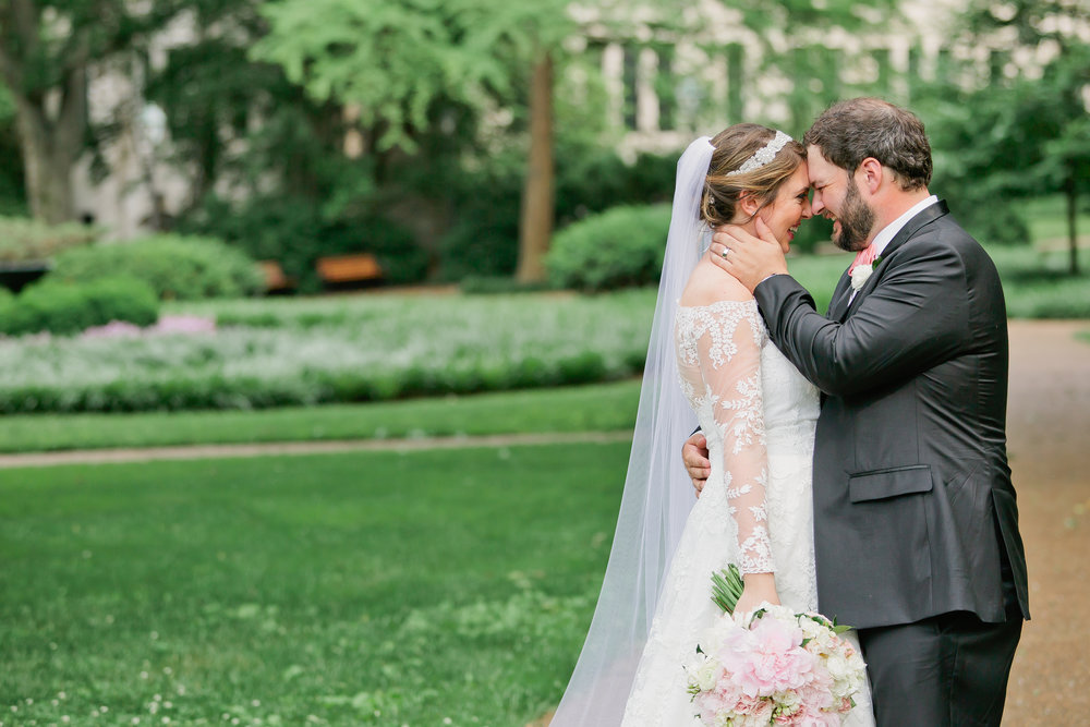 MaryClare + Andrew | Union Station Hotel