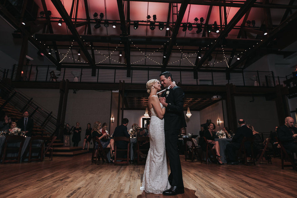 Annie + Nate | The Bell Tower