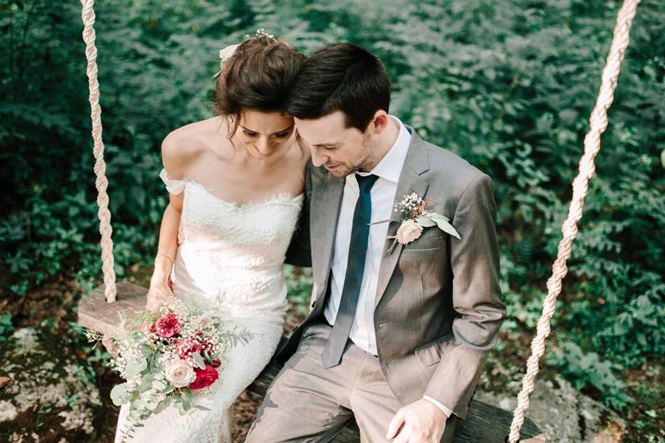 Kalina + Peter | The Wedding Woods