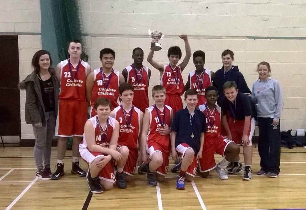Our 2nd year Basketball Champions, well done to all.