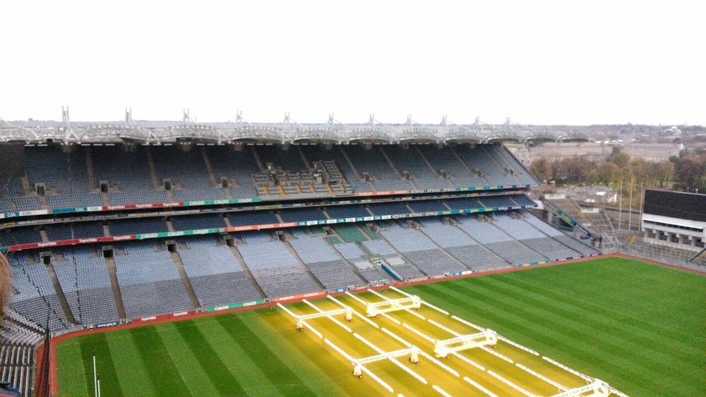 Croke park skyline tour with 5a6