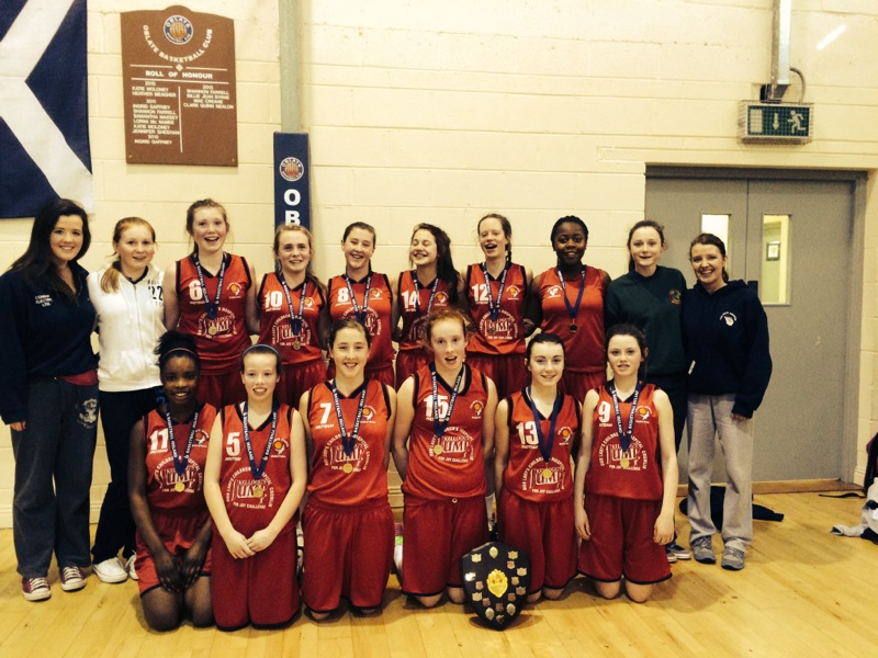 2nd Year Girls Basketball Team - Dublin Champions. What a great 2 days for Basketball in Colaiste Chiarain with 3 teams winning their respective championships. A very big thanks to their coaches Yvonne and Erin Bracken and to teachers Ms NiScannail and Ms McGuire.