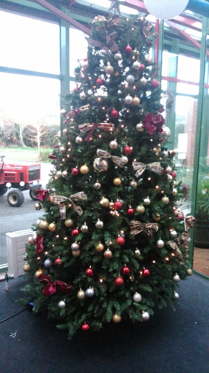 Christmas comes to colaiste chiarain