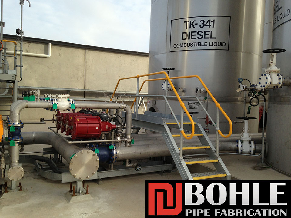 Bohle-Pipe-Fabrication-Pressure-Piping-Pipe-Spool-Pipe-Welding-Townsville-Western-Australia