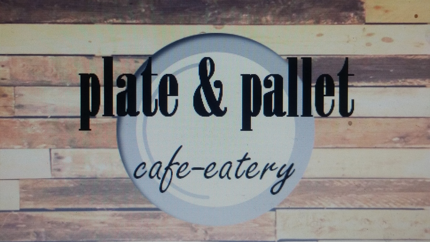 plate & pallet