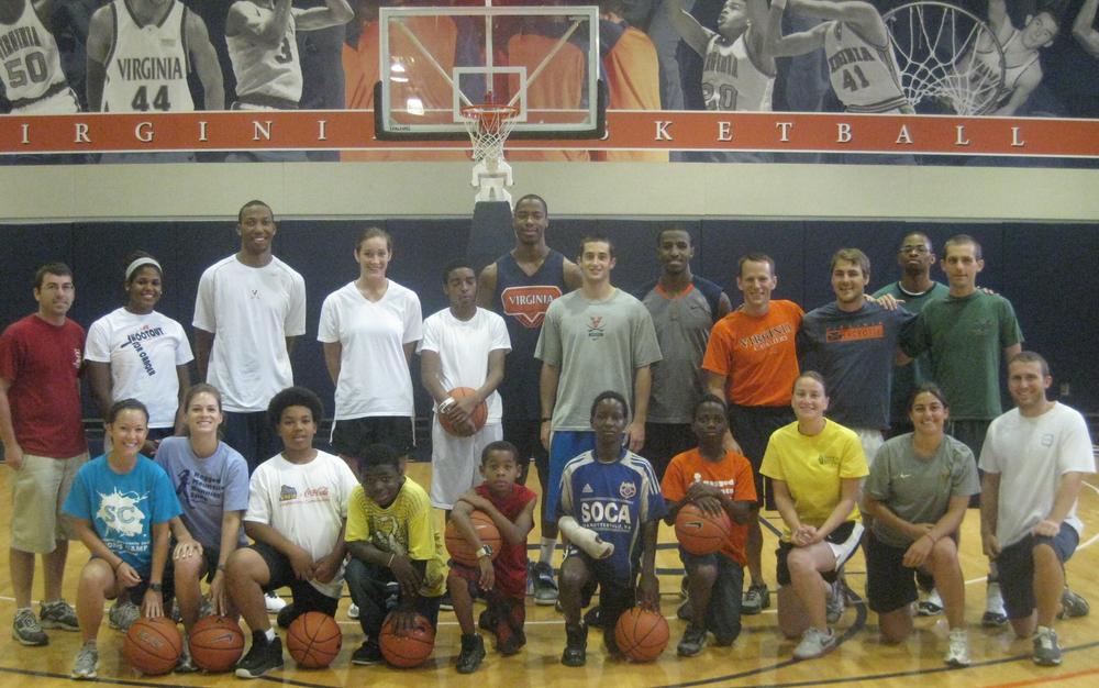 AIA-sponsored 3rd-6th Grade Abundant Life Basketball Camps