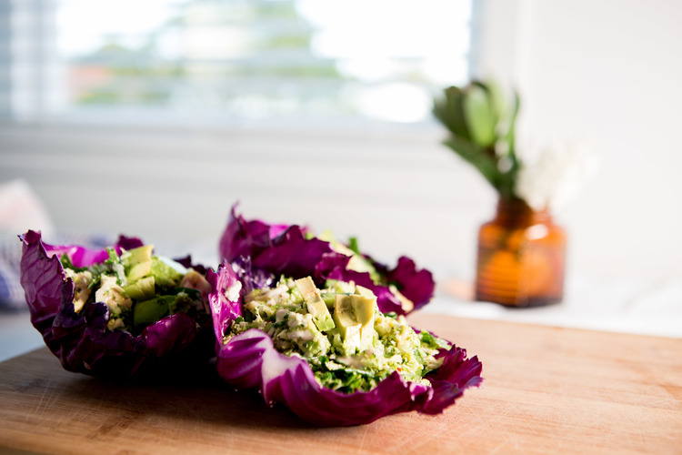 broccoli, chicken cabbage wraps - natalie brady.jpg
