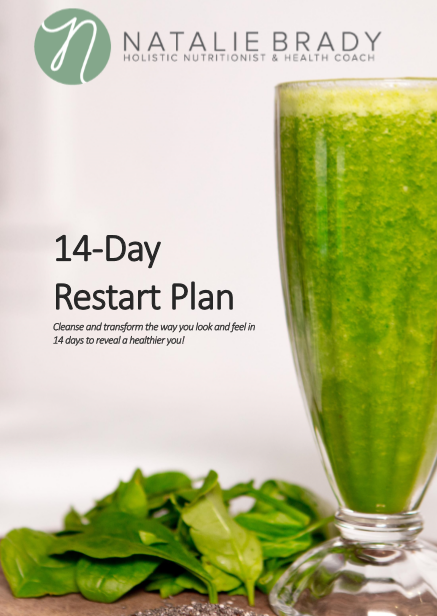 14-Day Restart Plan eBOOK - Natalie Brady
