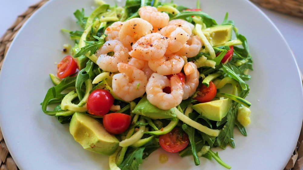Simple Prawn Salad - Easy Recipe - Natalie Brady Nutritionist.jpg