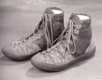 Some 1940s era PA Boots. Some pretty sweet-looking kicks, right?