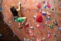 Logan-Climbing