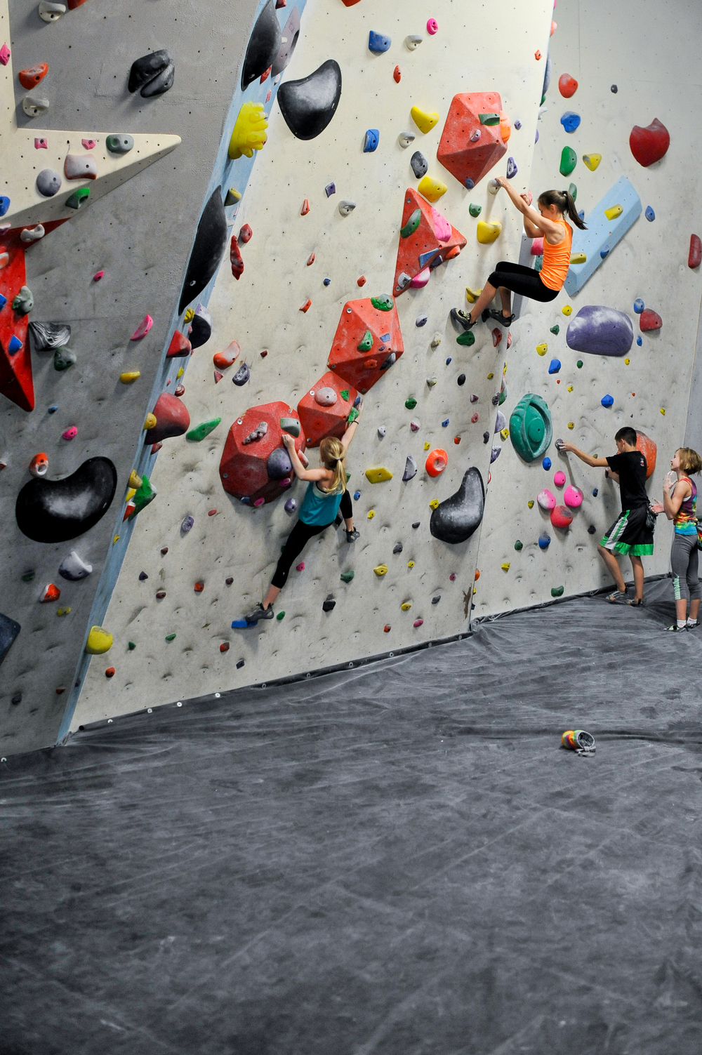 KIDS CLIMB TIME   Drop your kids off for some supervised rock climbing fun! Every Saturday at 11am.   More Info