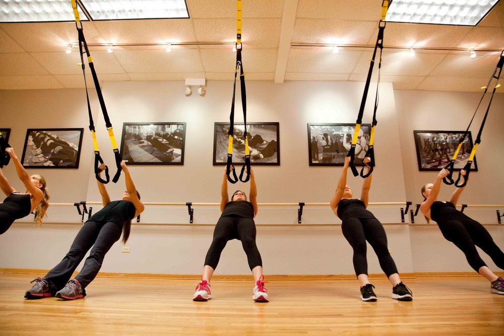 TRX SUSPENSION TRAINING   Want to climb harder with total body integration and decrease repeated stress injuries?   More info