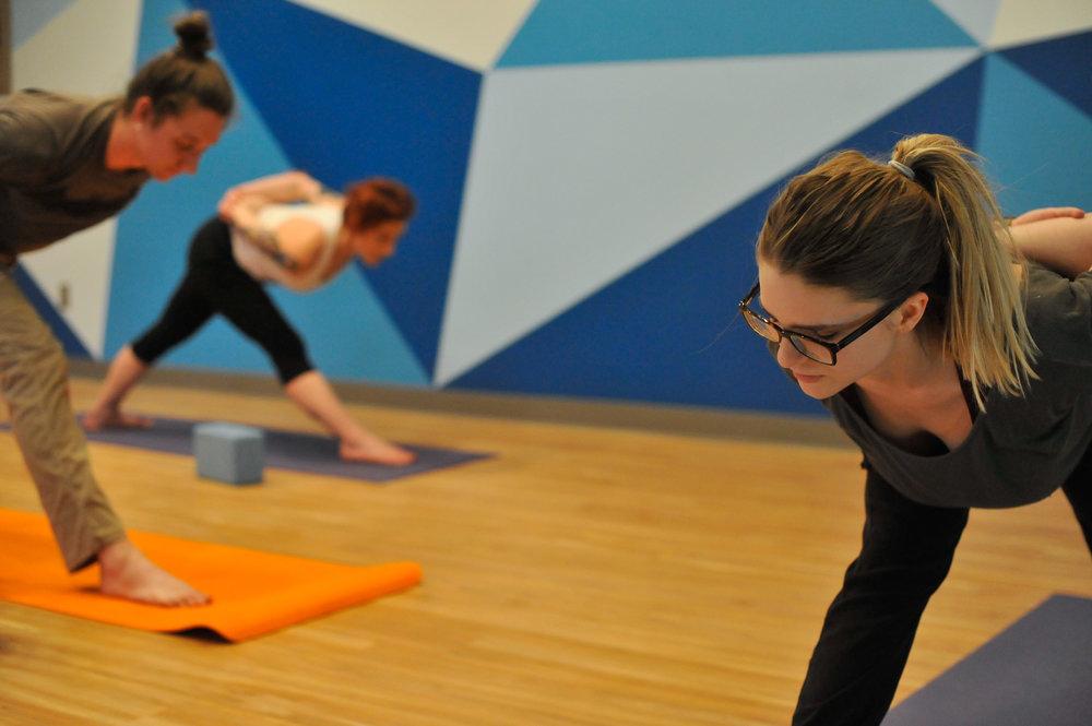 Denton yoga