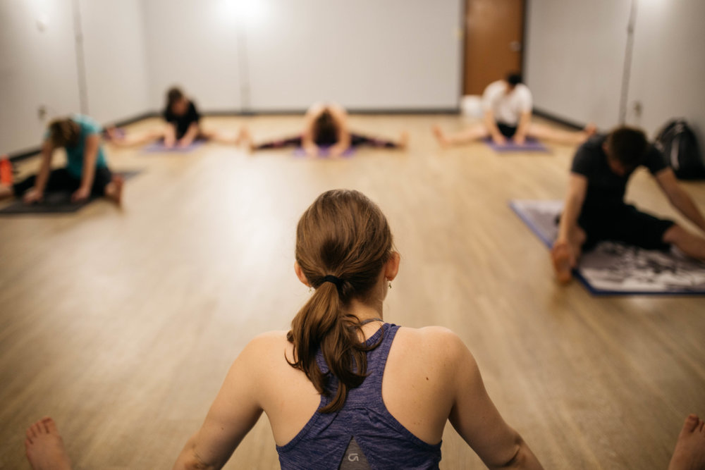 Want to become a yoga teacher?   Learn more about our Yoga Teacher Training!